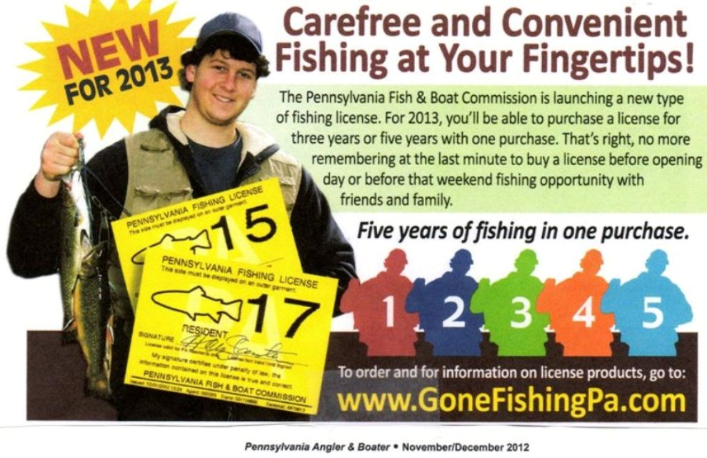Main line fly tyers forum multiple year pa fishing for How much is a florida fishing license